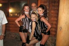 Шоу балет edelweiss с А. Кальяновым в москве