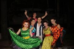 Шоу балет edelweiss с А. Рева в москве