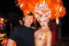 Шоу балет edelweiss с Д. Брикоткиным в москве