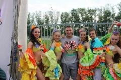 Шоу балет edelweiss с К. Андреевым в москве