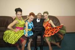 Шоу балет edelweiss с К. Аванесяном в москве