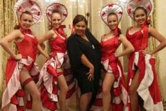 Шоу балет edelweiss с К. Манго в москве