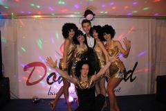 Шоу балет edelweiss с Косяковым в москве
