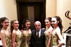 Шоу балет edelweiss с Левоном Аганезовым в москве
