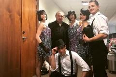 Шоу балет edelweiss с Н. Фоменко в москве