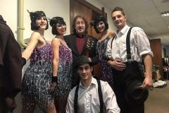 Шоу балет edelweiss с Олегом Митяевым в москве