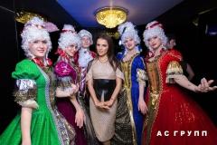 Шоу балет edelweiss с Сати Казановой в москве