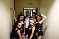 Шоу балет edelweiss с В. Меладзе в москве