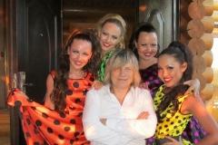 Шоу балет edelweiss с В. Салтыковым в москве