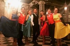Шоу балет edelweiss с В. Сюткиным в москве